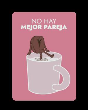 Café + leche